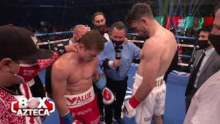 Resumen Pelea Saúl 'Canelo' Álvarez vs Callum Smith |Box Azteca