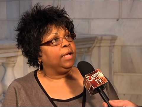 Capitol Spotlight| Rep. Anastasia Williams, January 31,2012