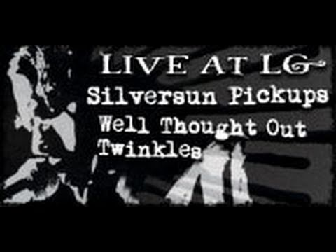 Silversun Pickups- Well Thought Out Twinkles