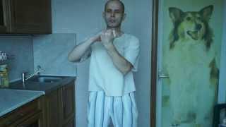 Каратэ дома. Урок 1 прямой удар и блоки(Как научиться каратэ в домашних условиях, как обучить своего ребенка основам каратэ и научиться драться...., 2015-11-30T13:11:53.000Z)