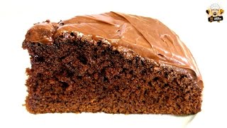 How To Make A Chocolate Pound Cake