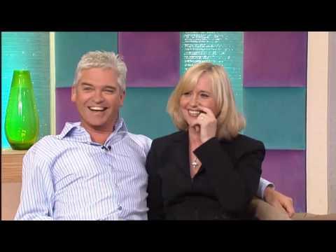 Phillip Schofield's crush on Susan Penhaligon