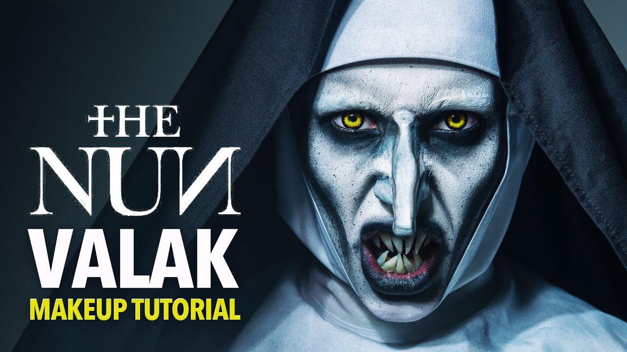 The Scariest Halloween Makeup Tutorials Teen Vogue