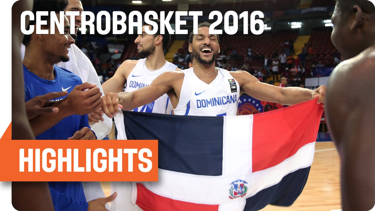 Panama (PAN) v Dominican Republic (DOM) Highlights - 3rd Place