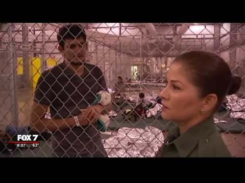 FOX 7 rides with U.S. Border Patrol to see what struggles they face | 11/16