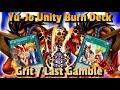 YU-JO FRIENDSHIP UNITY BURN [Yu-Gi-Oh! Duel Links]
