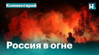 Карелия и Якутия в огне. Почему горят леса и как можно помочь