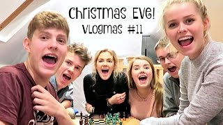 stuck in the church toilet on christmas eve   12 days of vlogmas 11