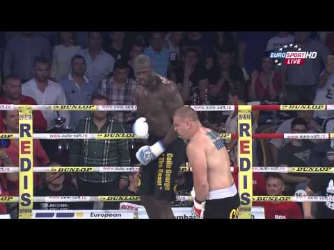 SUPERKOMBAT World Grand Prix: Colin George vs Catalin Morosanu