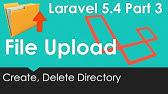 04 Implementasi Laravel File Manager di CKEditor - YouTube