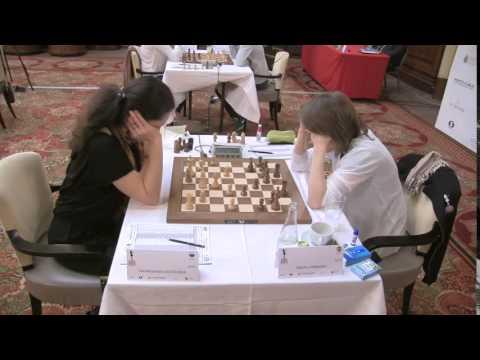 Boards - FIDE Women's GP 2015 Round 8, Monte - Carlo, Monaco