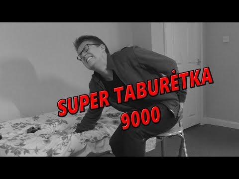 TABURĖTKA 9000