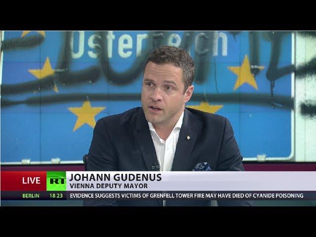 'Rape, criminal activity increase because of so-called refugees' - Vienna Deputy Mayor
