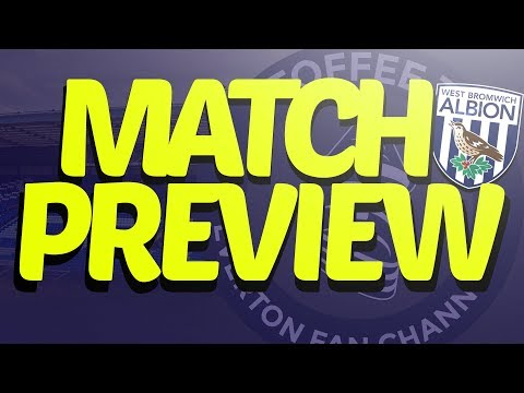 Everton V West Bromwich Albion | Match Preview