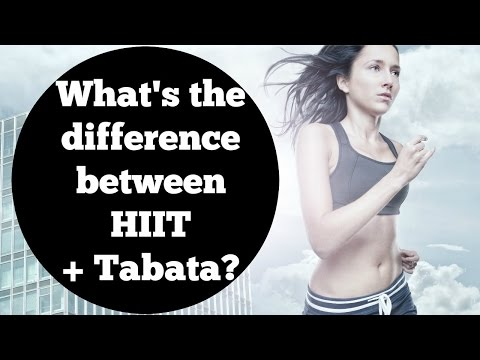 What's the difference between HIIT, Tabata? What's the best cardio workout for best results?