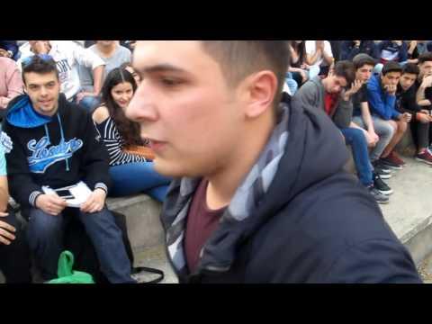 Hoze vs Fso Filtros - The One Battle RoyalRap Madrid
