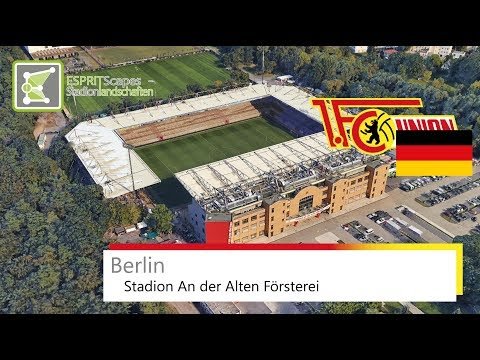 Berlin - Stadion An der Alten Försterei / 2017