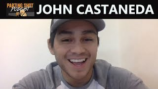John Castaneda Feels He's Being Brought In To Lose Against UFC Veteran Erik Perez  at Combate 23