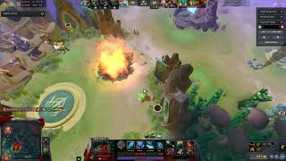 Dota WTF Super Careful but Super DEAD!