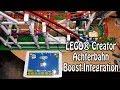 LEGO Boost Unterstützung der Achterbahn 10261