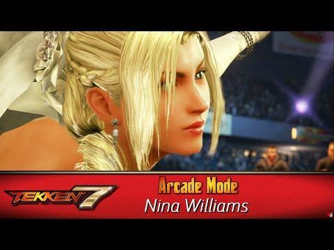 Download Tekken 7 Nina Williams Story Mode 2019 Gameplay MP3, MKV