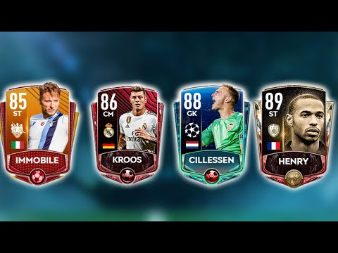 BIGGEST FIFA MOBILE 20 REWARDS OPENING EVER! ICONS,MASTERS,TOTW,UCL ALL ELITES & MASTERS