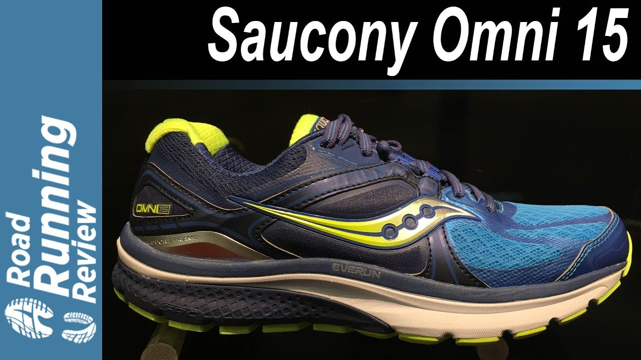 d0fd56d59747 Saucony Omni 15 Preview - YouTube