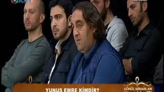 Namık Kemal ZEYBEK Türk Tasavvufu Gönül Mimarları 5. MEVSİM 3.Bölüm
