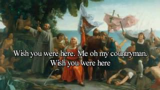 Rednex, WISH YOU WERE HERE mit lyrics, KARAOKE (High Quality)