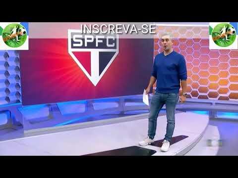 GLOBO ESPORTE : SÃO PAULO MATÉRIA COMPLETA, MAIS DANÇA DE ARBOLEDA X MINA - 16/08/2017