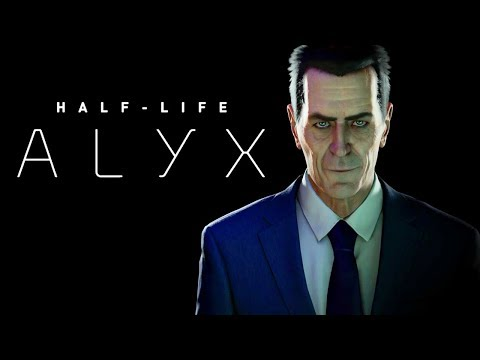 Half Life: Alyx – Official Gameplay Announcement Trailer