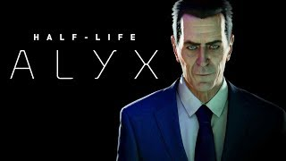 Half Life: Alyx - Official Gameplay Announcement Trailer