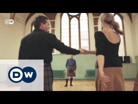 Europe Goes Dancing: Scottish country dancing | Euromaxx
