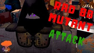 Roblox Após o Flash: Mirage | Enorme RAD 8B Mutant ataca Boulder Cove