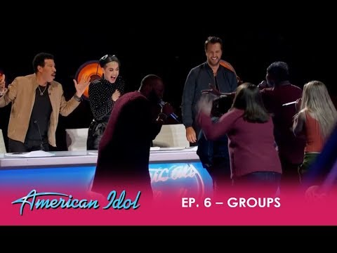First Group Gets In The Judges Faces As They Fight For Their Future! | American Idol 2018