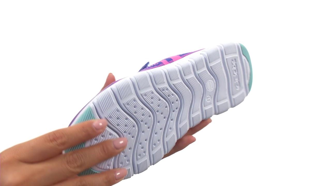 Geox Kids Xunday Girl 1 Sneaker