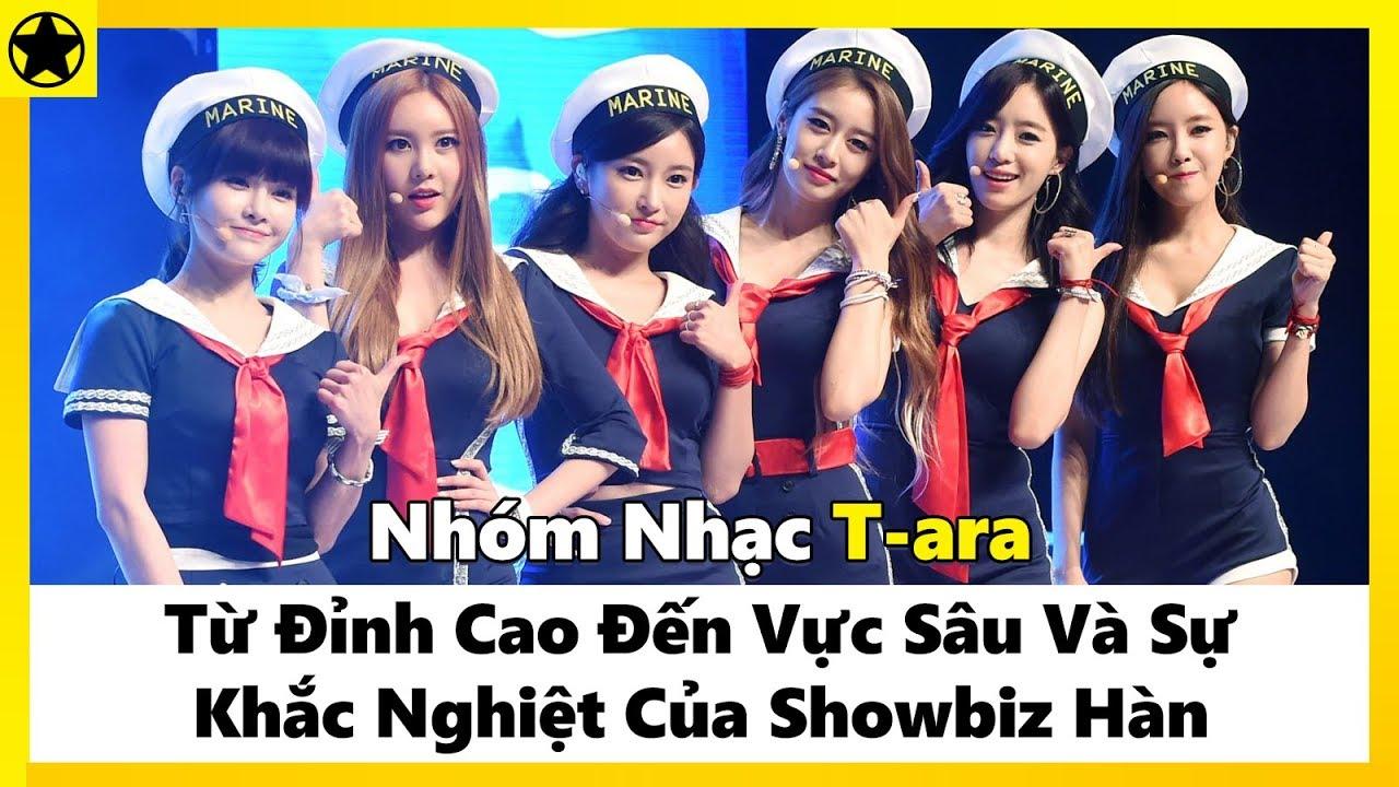 Nhóm Nhạc T-ara – Từ Đỉnh Cao Đến Vực Sâu Và Sự Khắc Nghiệt Của Showbiz Hàn