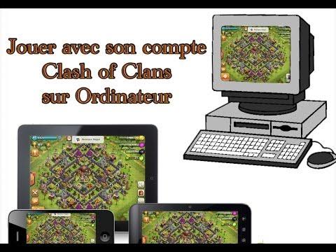 Jouer à Clash of Clans sur PC et Mac (Apple et Android)
