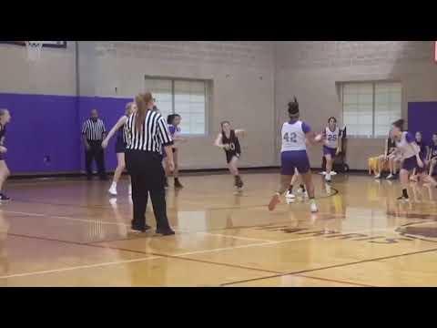 20 pts 10rebs 3 blks 3 stls vs Lopez middle school