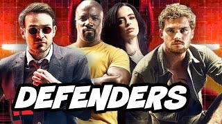 Defenders Season 1 Villain Explained By Luke Cage