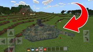 5 ВОЕННЫХ ТАНКОВ в MCPE 1.2 (Minecraft Pocket Edition)