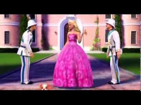 Barbie La Princesse et la Popstar - Belle Journée