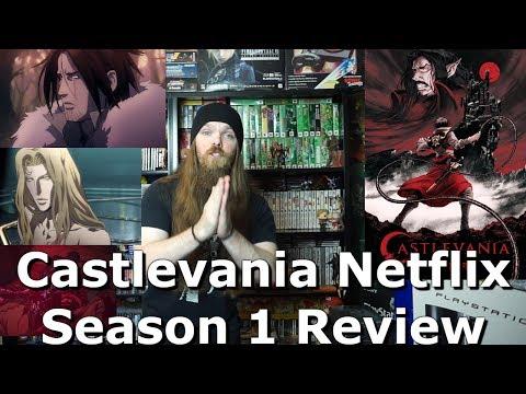 Castlevania Netflix Season 1  Spoilers  AlphaOmegaSin