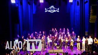 Koncert premierowy Albo Inaczej podczas Red Bull Music Academy Weekender