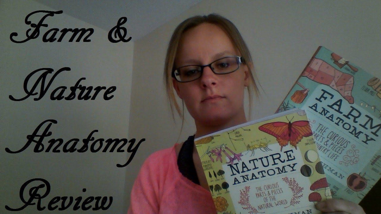 Nature and Farm Anatomy Book Review - YouTube