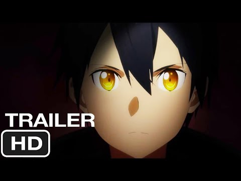 Kirito Finally Wakes Up!? [Sword Art Online War Of The Underworld Part 2 Trailer English Sub]