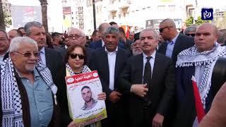 يوم غضب فلسطيني عقب استشهاد الأسير أبو دياك (26/11/2019)