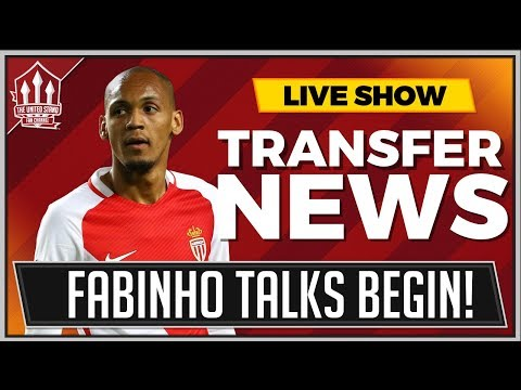 FABINHO Talks Begin! Manchester United Transfer News
