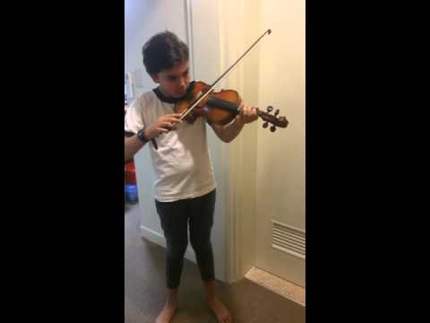 Centuries on violin