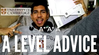 Ultimate BAD BITCH A Level ADVICE + REVISION TIPS (A*A*A) | CAMBRIDGE UNIVERSITY STUDENT